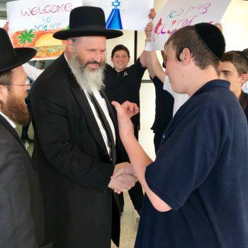 Rabbi Yitzchok Goldstein