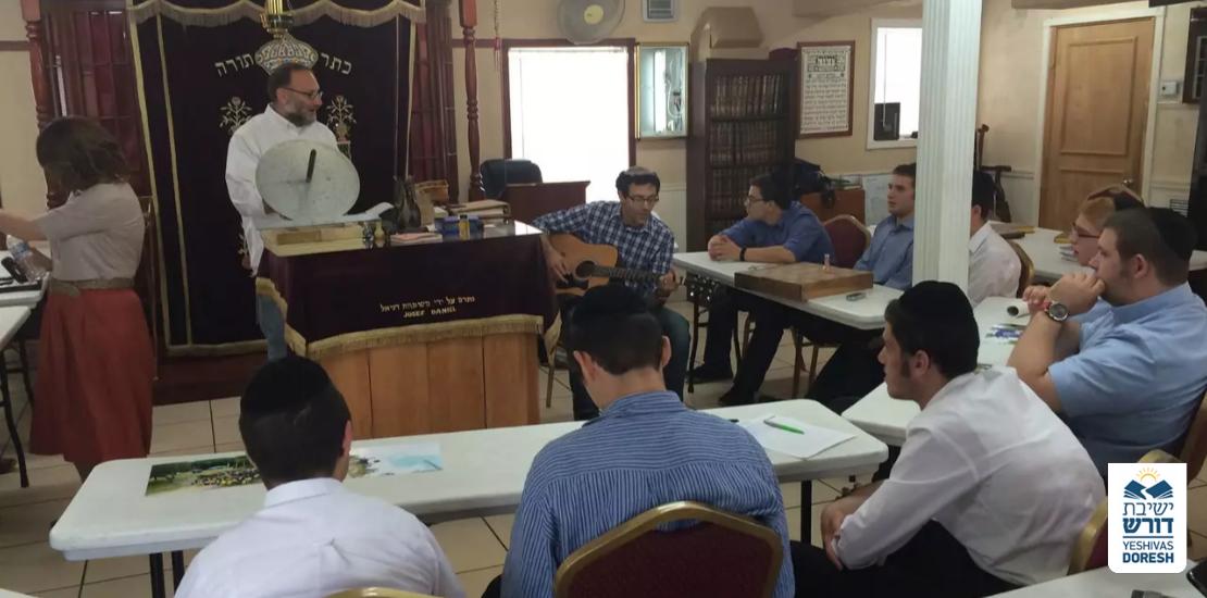 Yeshivas learning center in Miami